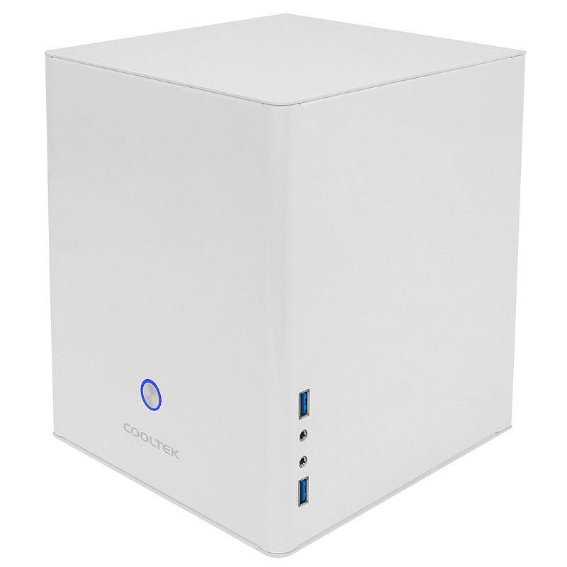 Cooltek Coolcube (weiß)