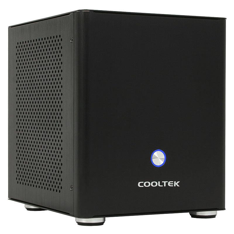 Cooltek Coolcube Mini (schwarz)