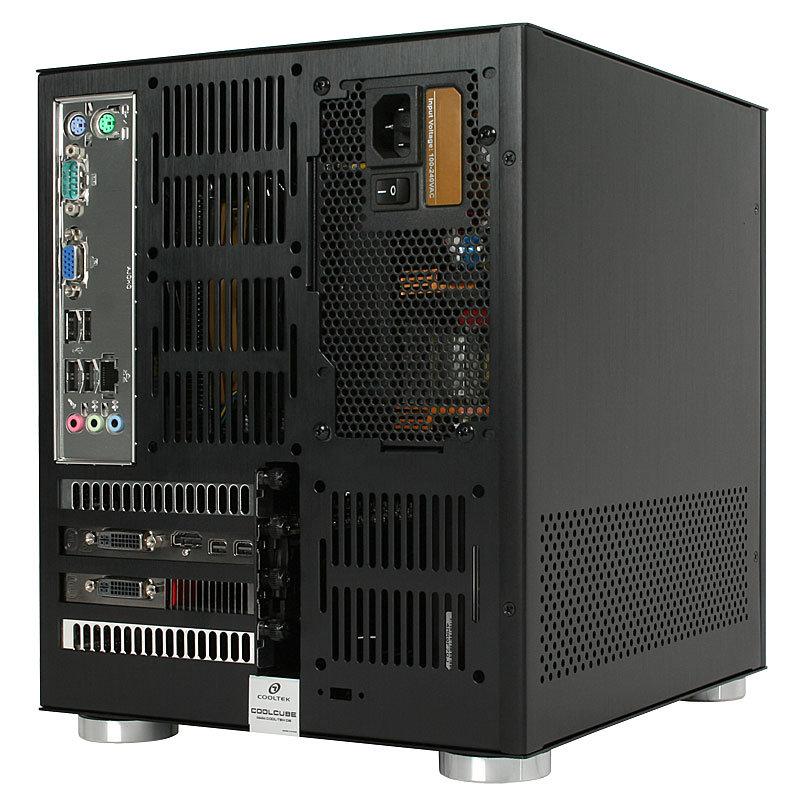 Cooltek Coolcube Maxi (schwarz)