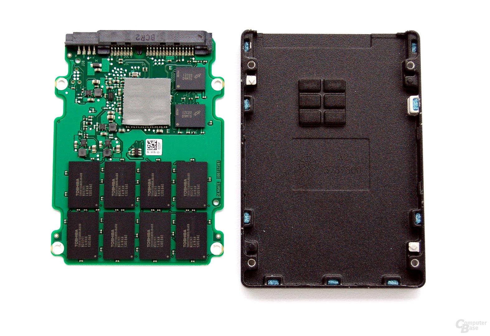 Seagate 600 SSD 480 GB