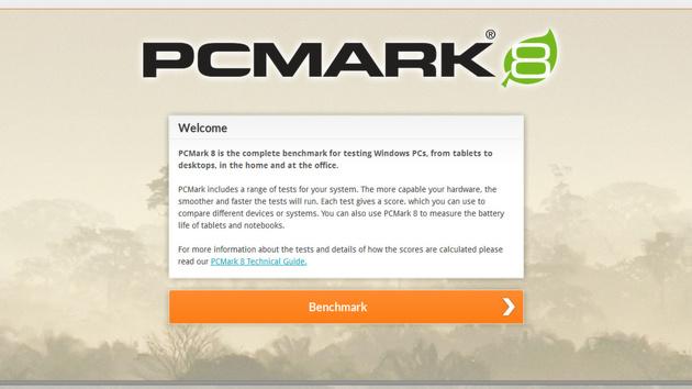 Futuremark PCMark 8 kommt Ende des zweiten Quartals