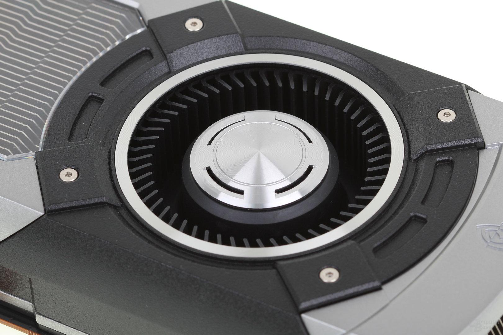 Nvidia GeForce GTX 780 – Lüfter