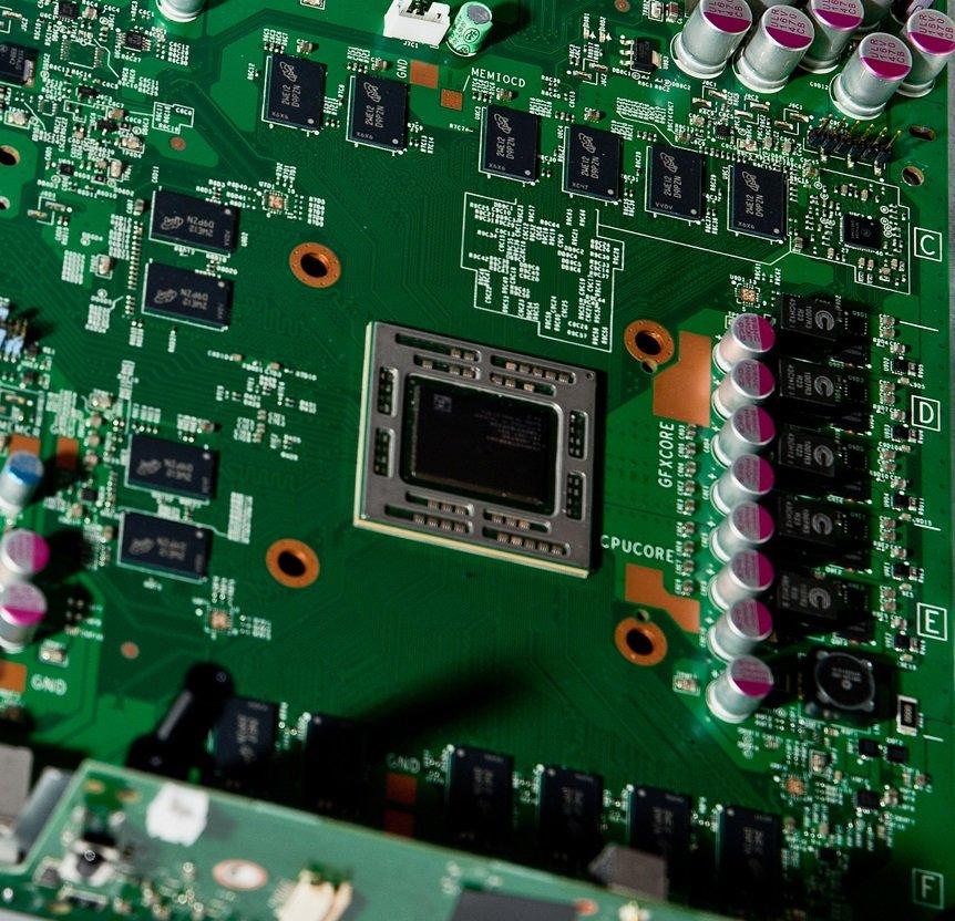 """AMDs """"Jaguar""""-SoC und DDR3-Speicherchips in der Xbox One"""