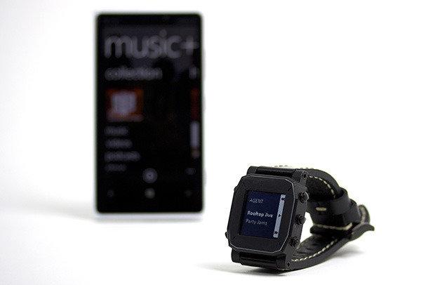 Agent-Smartwatch