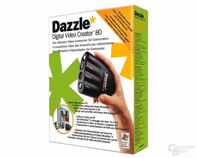 Dazzle DVC80
