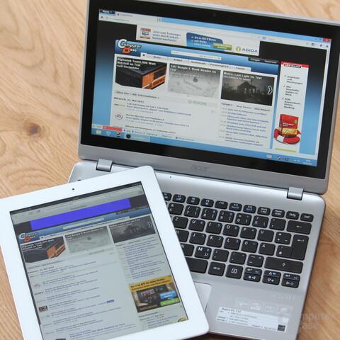 """AMDs """"Temash"""" – eher fürs Tablet denn Notebook"""