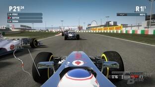 Codenamsters F1 2012