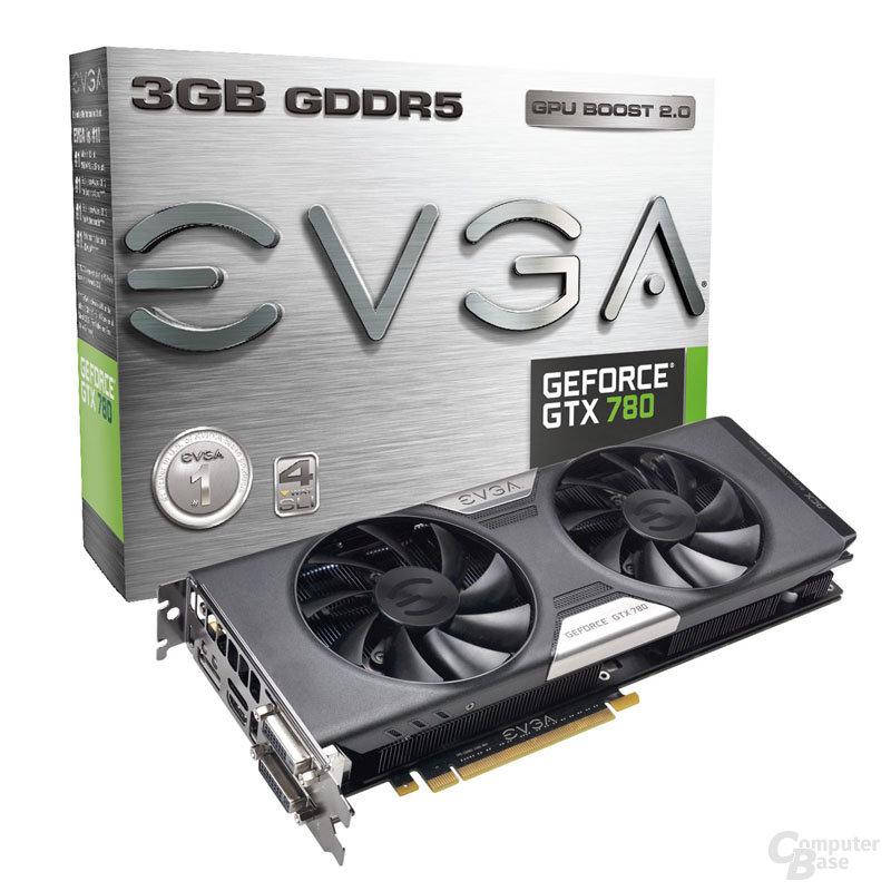 Evga GeForce GTX 780 ACX