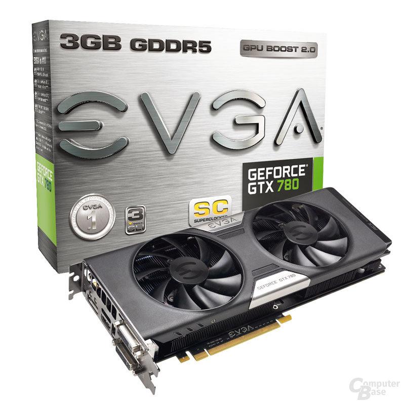 Evga GeForce GTX 780 SC ACX