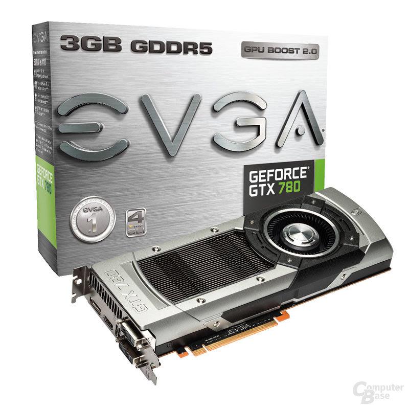 Evga GeForce GTX 780 (SC)