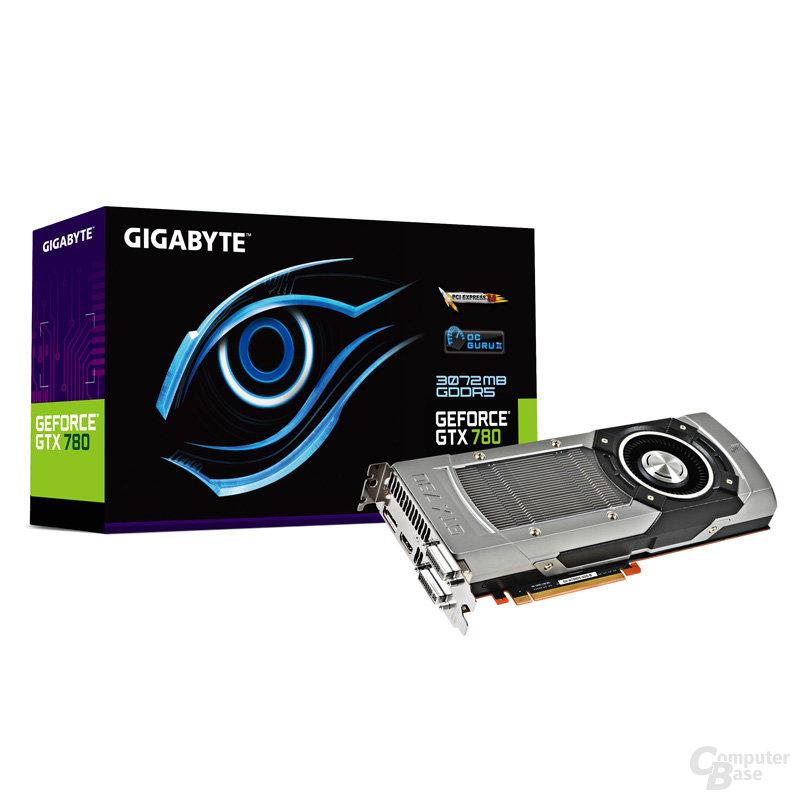 Gigabyte GeForce GTX 780