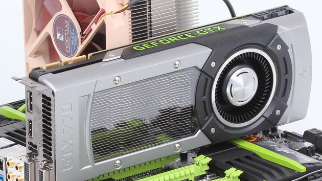 Nvidia GeForce GTX 770 im Test: Asus, Gainward und Nvidia im Vergleich