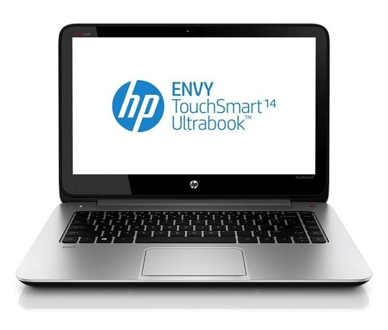 HP Envy TouchSmart 14 Ultrabook