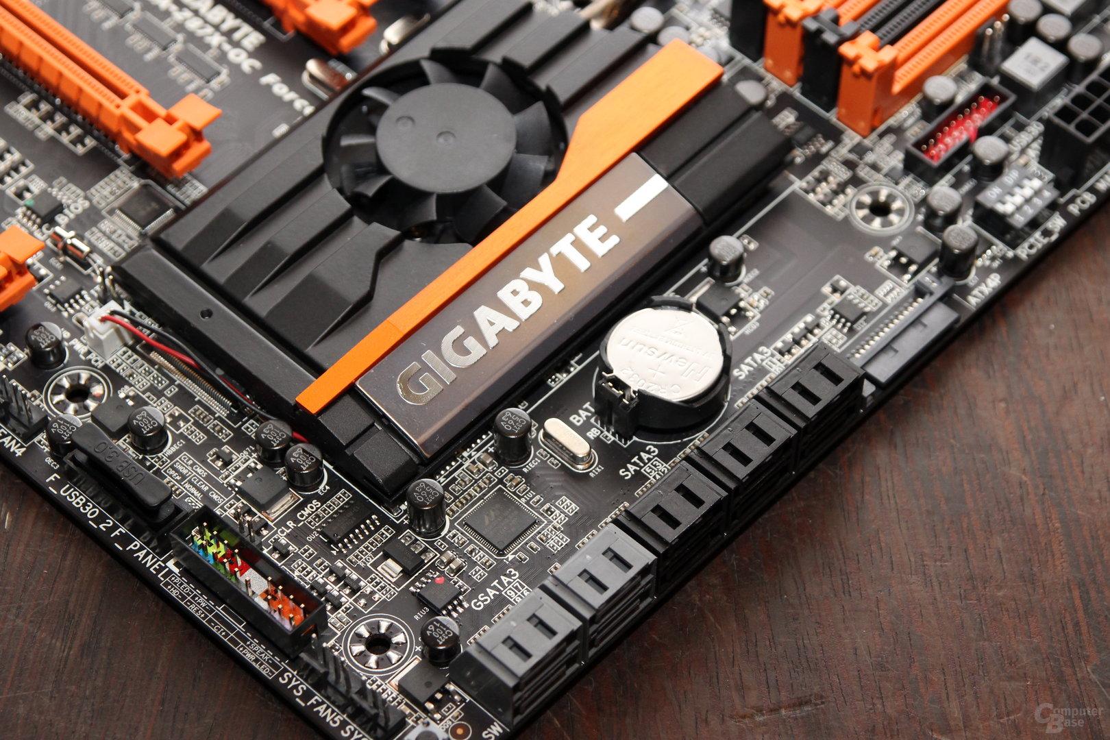 Gigabyte GA-Z87X-OC Force