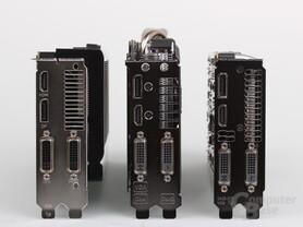 v.l.n.r.: GeForce GTX 770 von Gainward, Asus, Nvidia