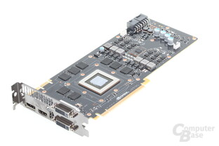 Nvidia GeForce GTX 770 PCB