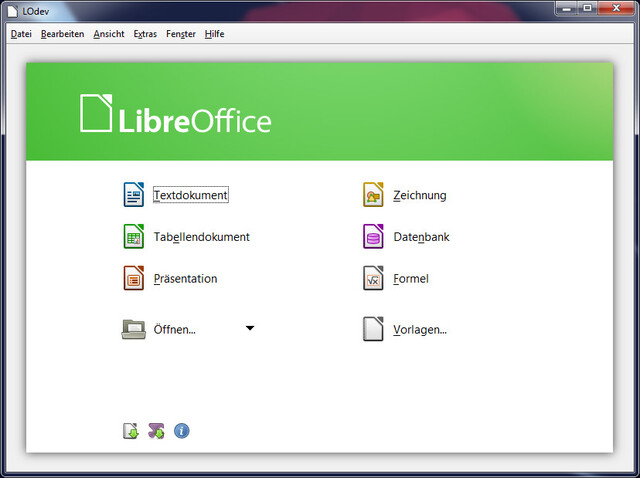 Libreoffice 4.1 Beta1