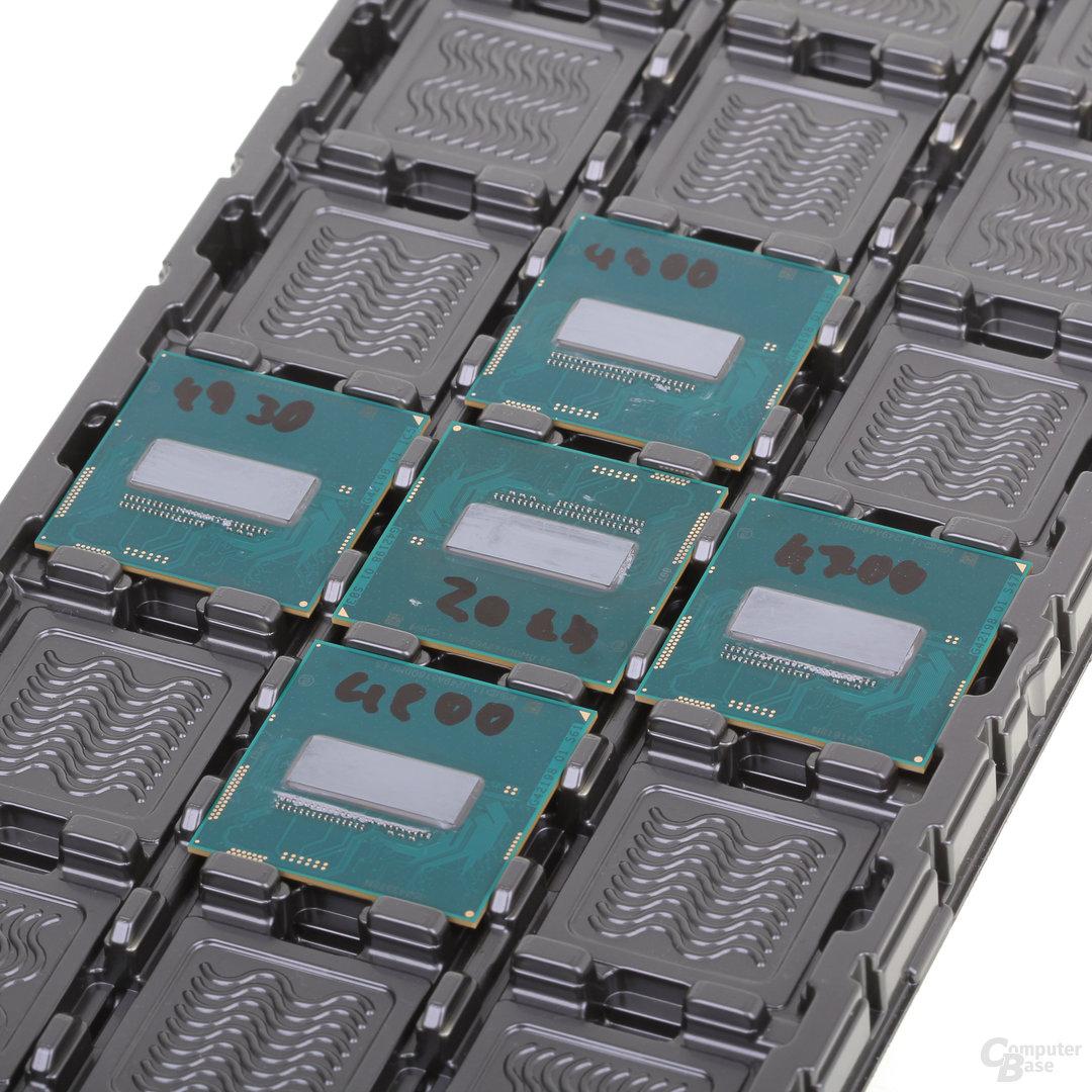 """""""Haswell""""-CPUs für Notebooks"""