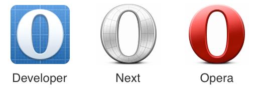 Icons für den neuen Release-Zyklus
