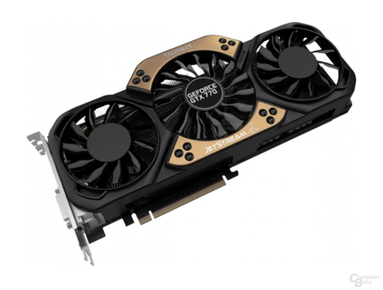 Palit GeForce GTX 770 JetStream