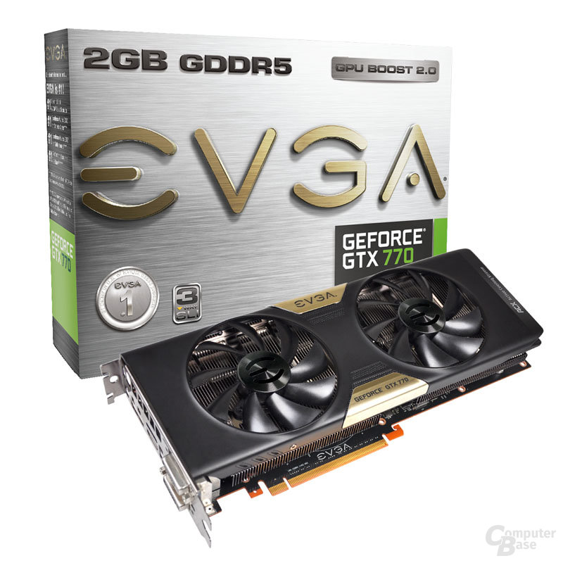 Evga GeForce GTX 770 ACX