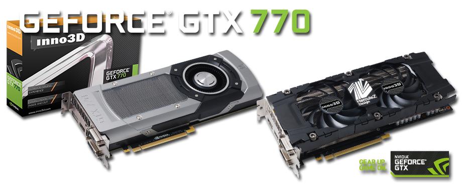 Inno3D GeForce GTX 770 HerculeZ 2000