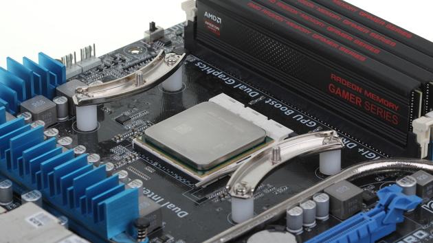 """AMDs """"Richland"""" im GPU-Test: Haswell und Trinity deutlich zurück"""