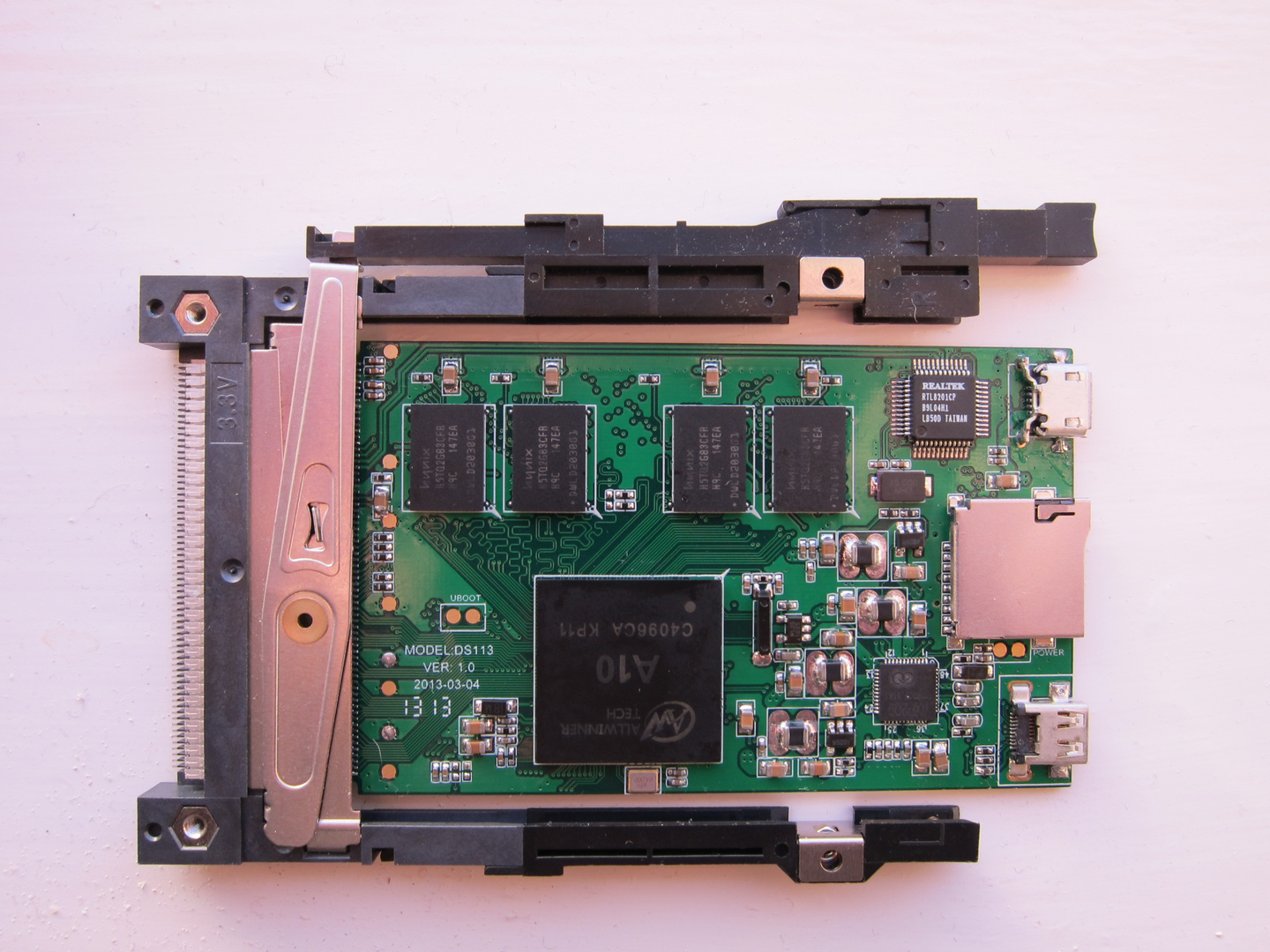 EOMA-68 CPU Card, front