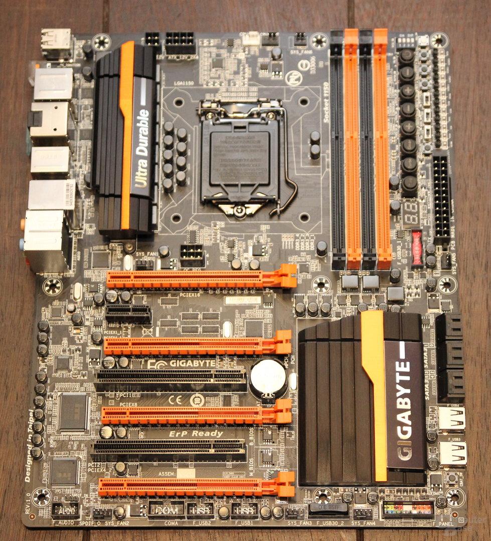 Gigabyte GA-Z87X OC