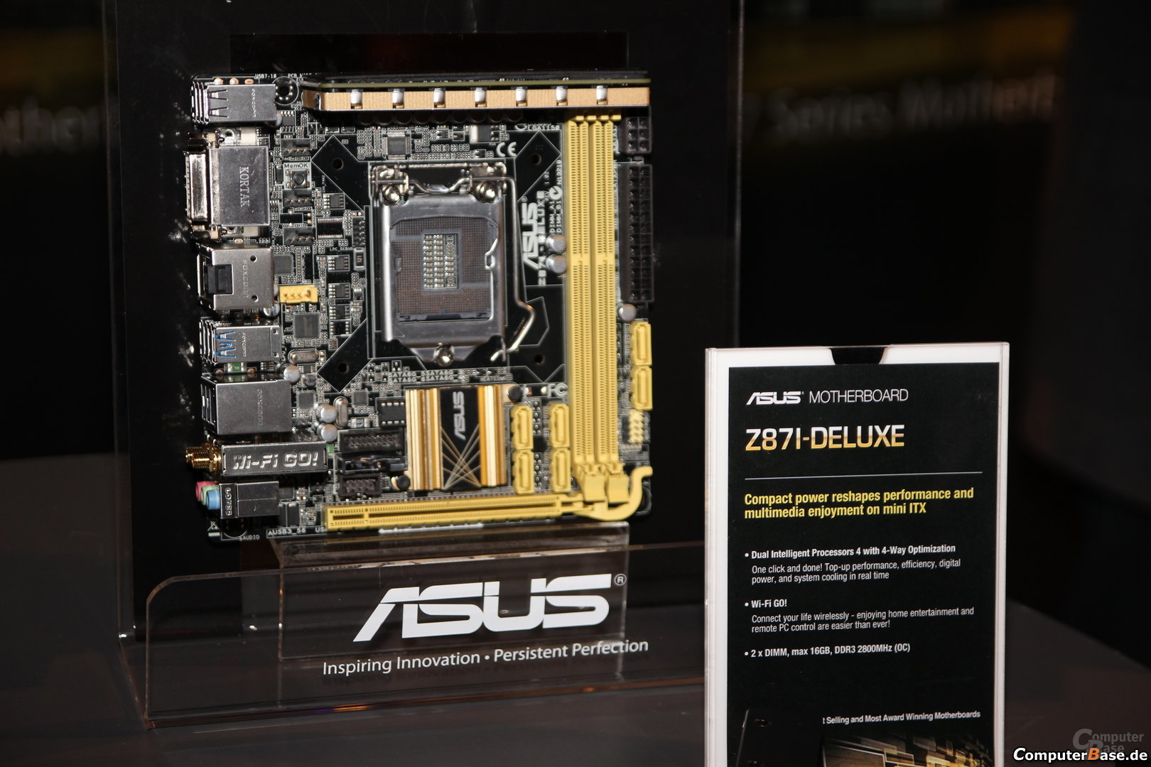 Asus Z87I-Deluxe
