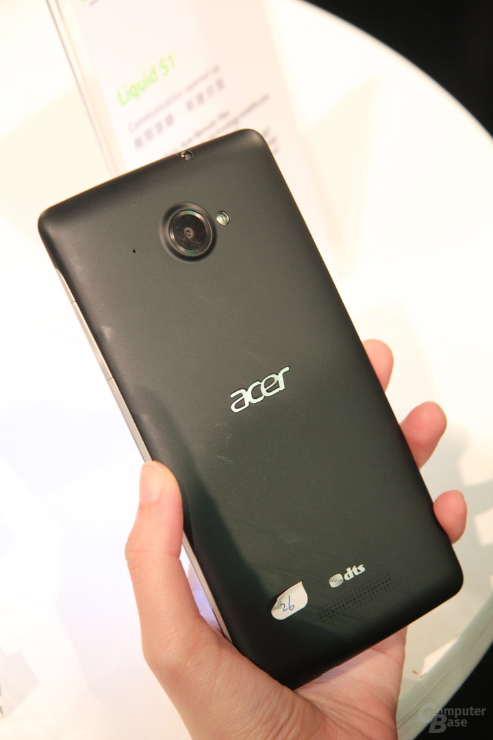 Acer Phablet Liquid S1