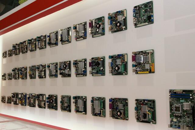 Jetways Mini-ITX-Lösungen zur Computex 2013