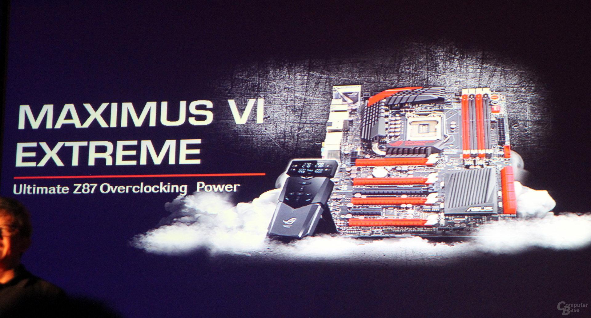Asus Maximus VI Extreme
