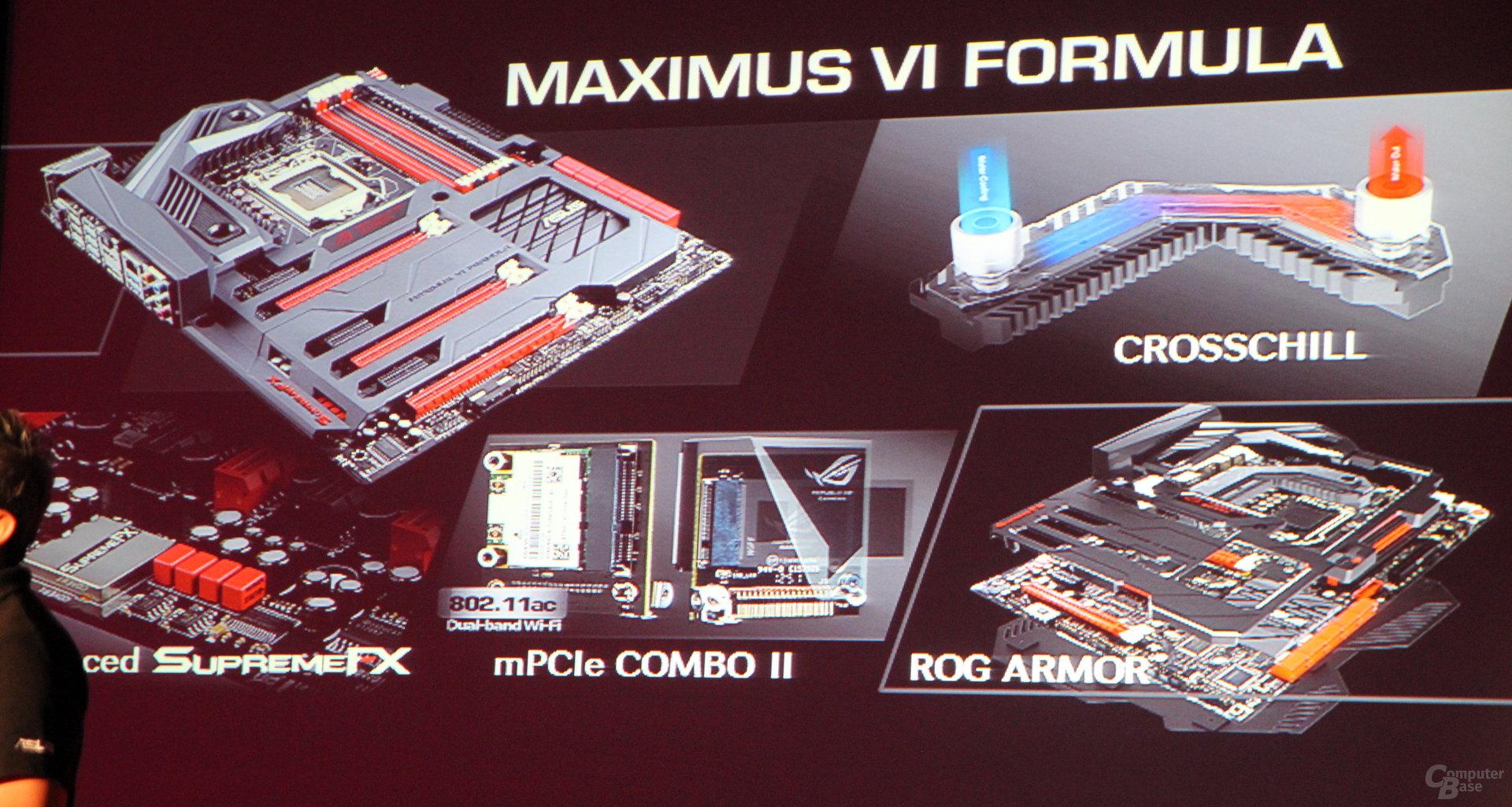 Asus Maximus VI Formula