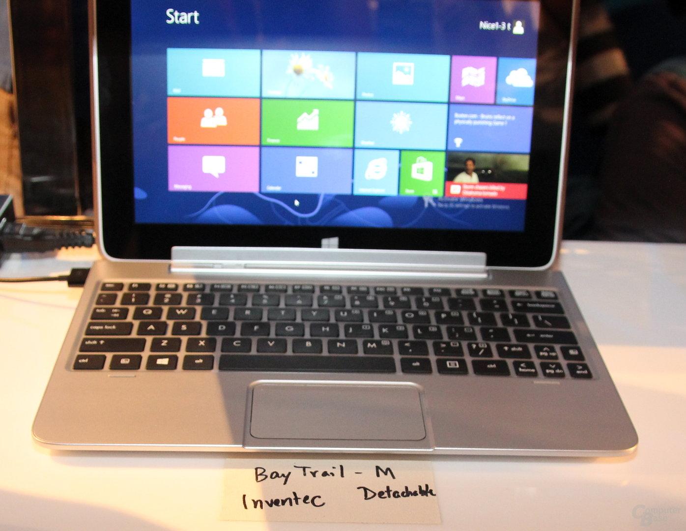 Notebooks auf der Intel-PK zur Computex 2013