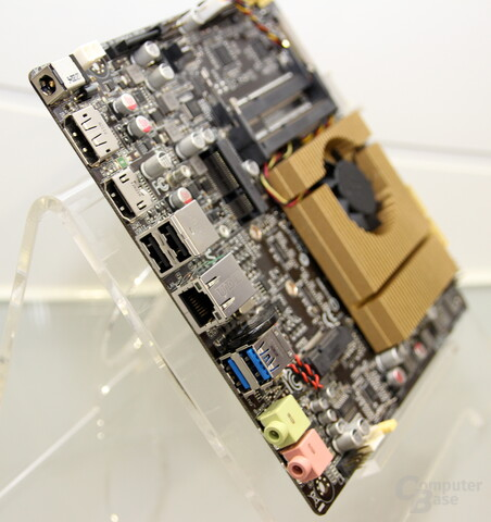 Asus XS-A mit AMD A4-5000 (Kabini)