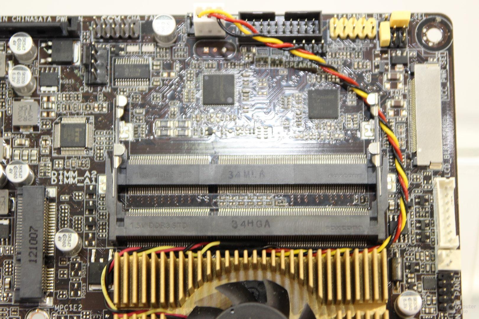 Asus XS-A mit AMD A4-5000 (Kabini)