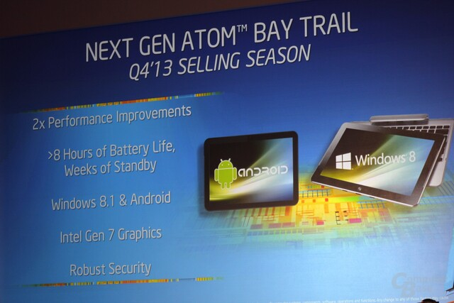 """Bay Trail"" mit Intel-Grafik der 7. Generation"