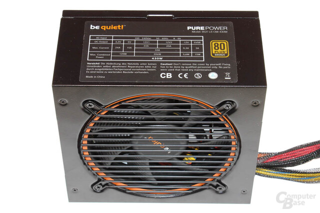 be quiet! Pure Power L8 430 Watt
