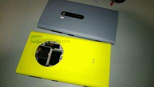 Angebliche Bilder des Nokia EOS