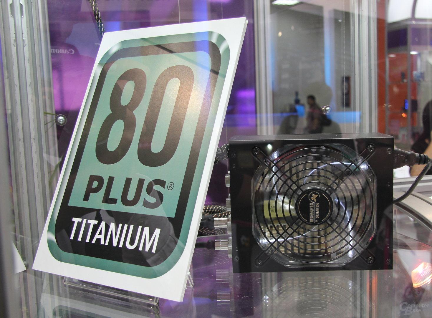 Super Flower 80Plus Titanium