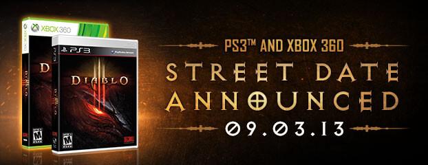 Diablo 3 kommt im September auf PS3 und Xbox 360