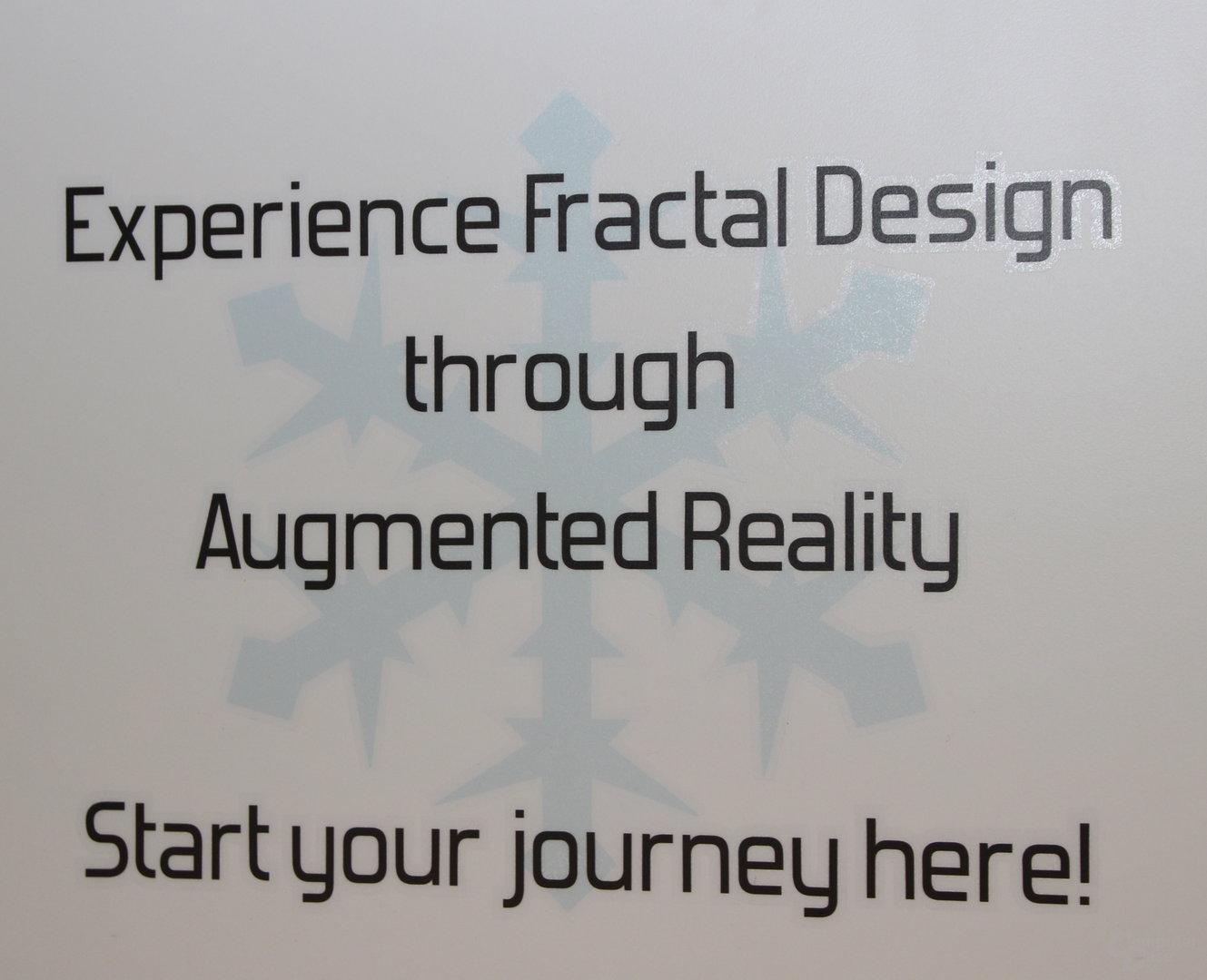 Fractal Design App für Gehäuse-Betrachter