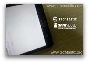Prototyp des Samsung Galaxy Note III