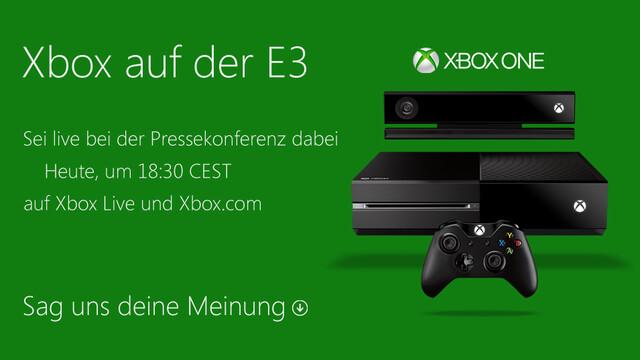 Xbox One zur E3 2013
