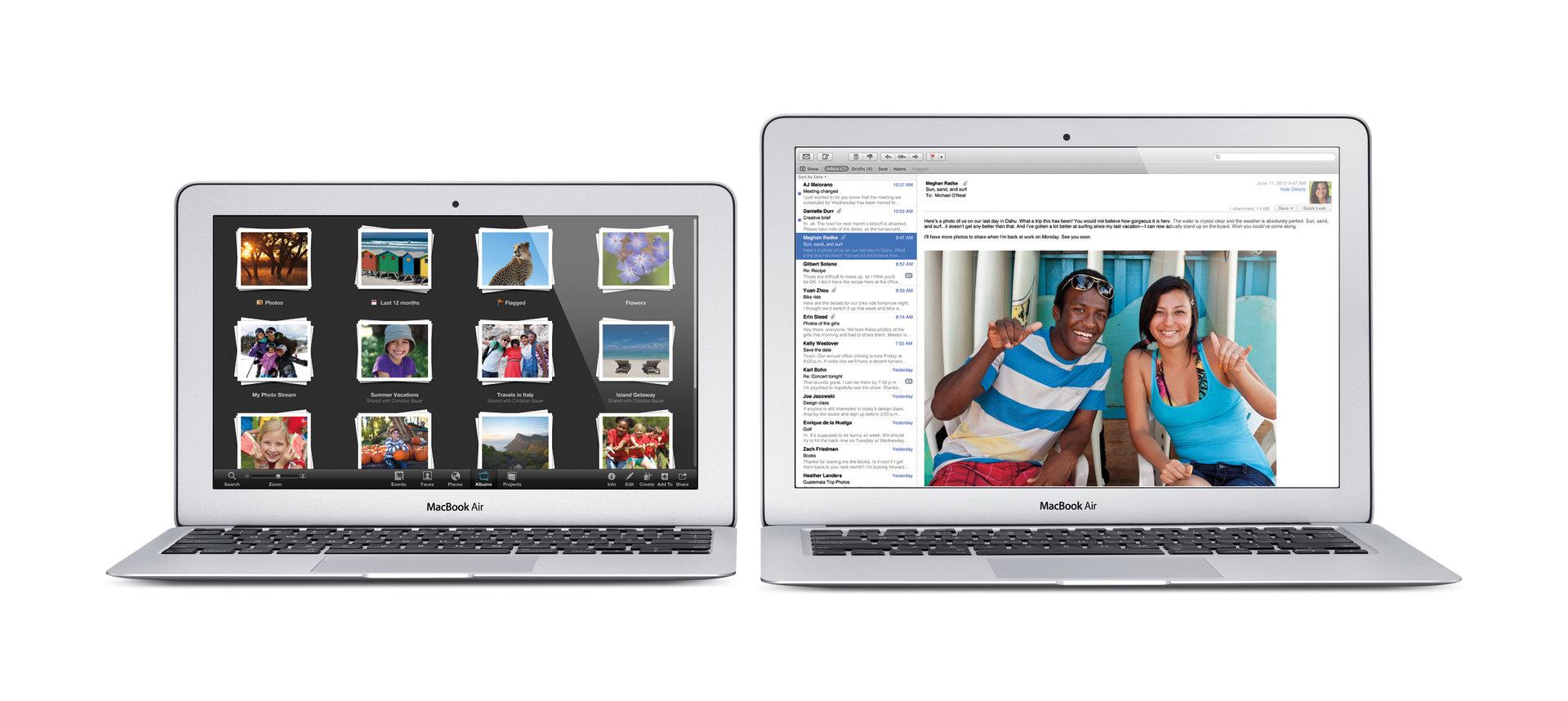 Apple MacBook Air (2013)