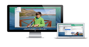 Apple OS X 10.9 – Multi-Monitor-Betrieb