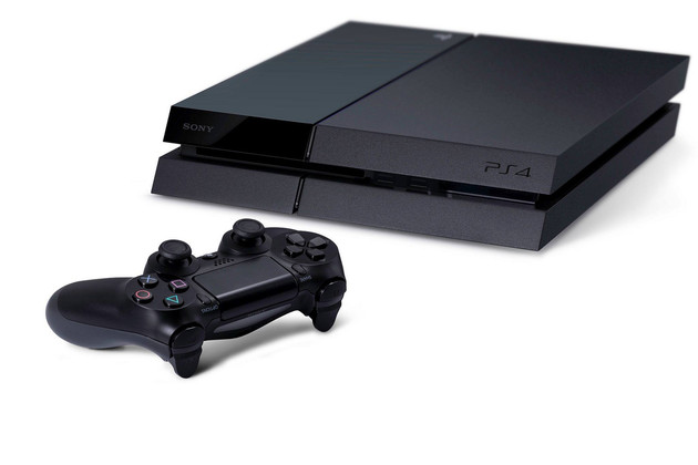 Design der PlayStation 4