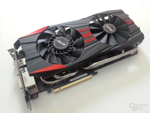 Asus GeForce GTX 780 DirectCU II OC