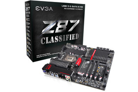 EVGA Z87 Classified